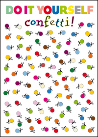Do it yourself confetti